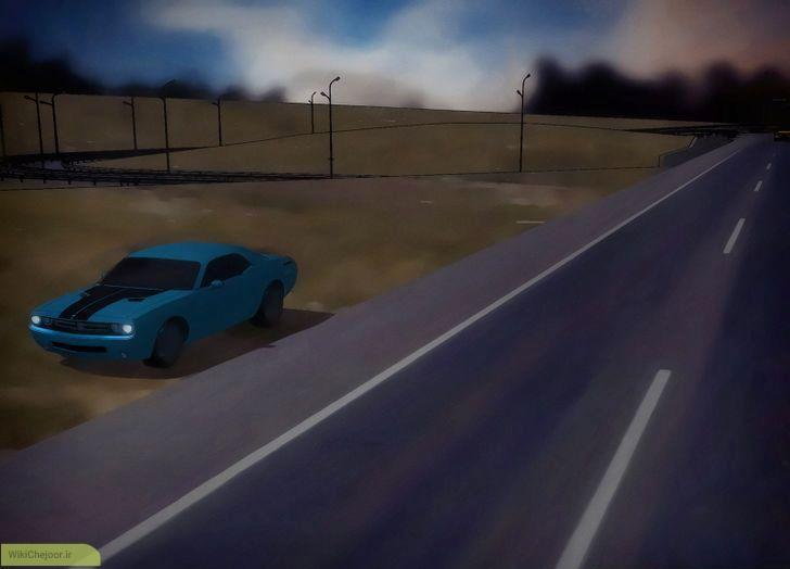 استفاده از شیوه های مطمئن رانندگی