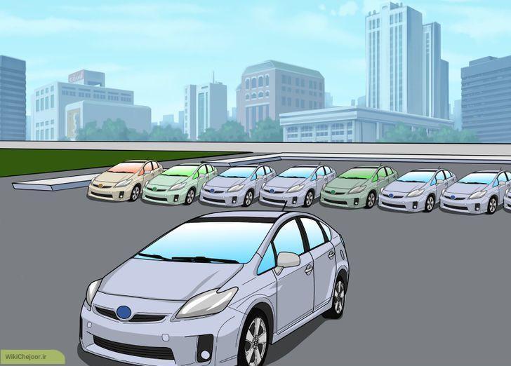 چگونه اتومبیل خود را در یک محوطه ی پارکینگ شلوغ پیدا کنیم؟