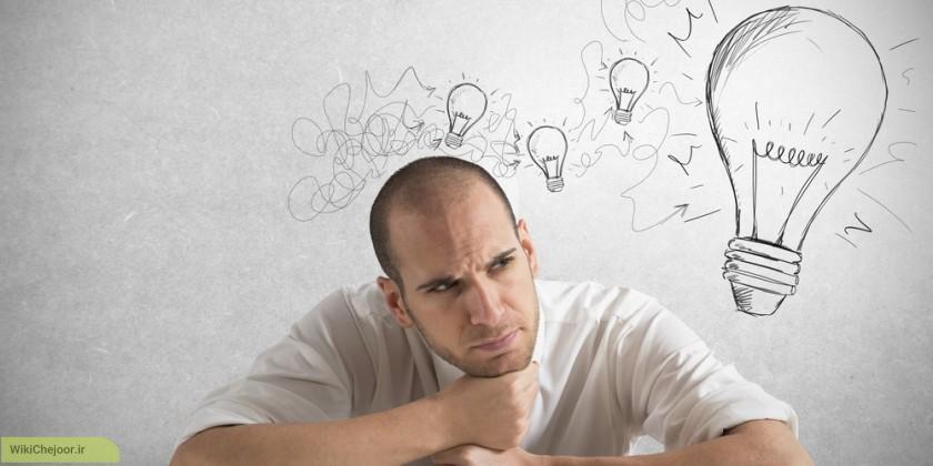 خطاهای کوچک را علائم شکست نینگارید بلکه آن را تنها انحراف  از مسیر تلقی کنید.