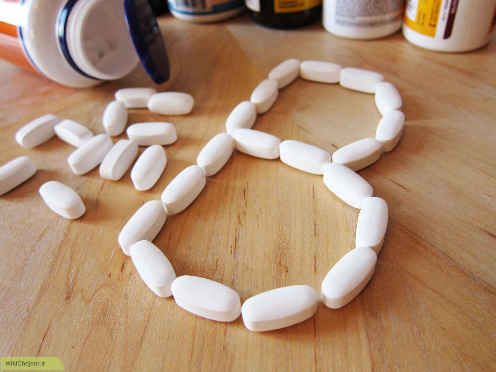 درمان با ویتامین ب 6: