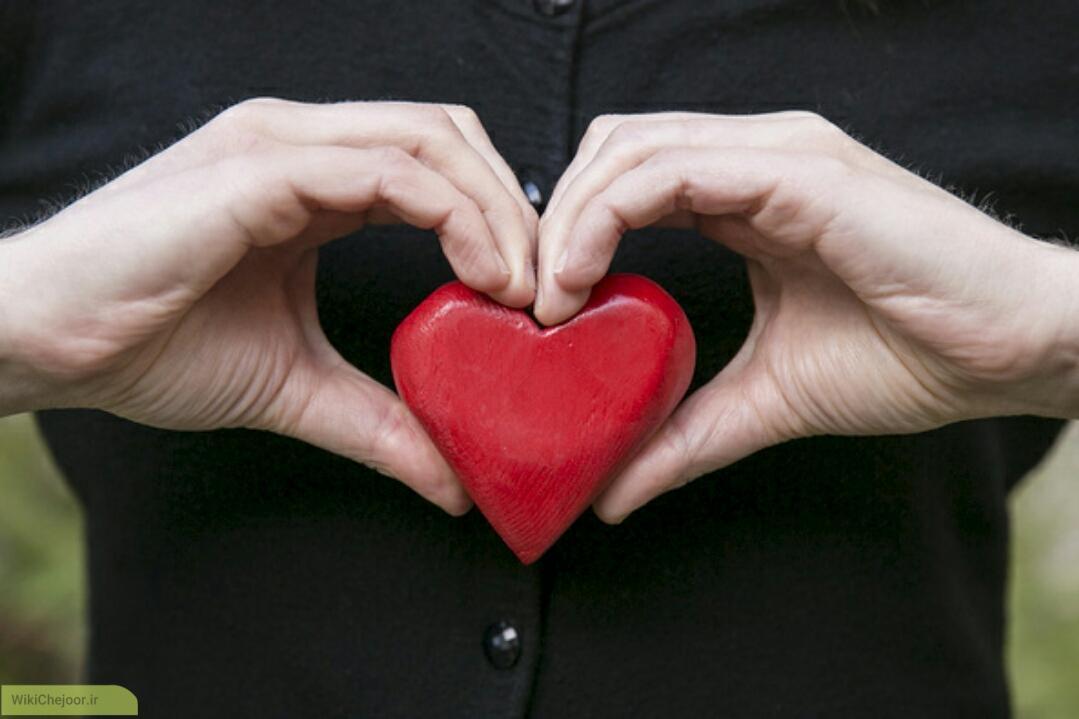 وظیفه ی اصلی قلب: