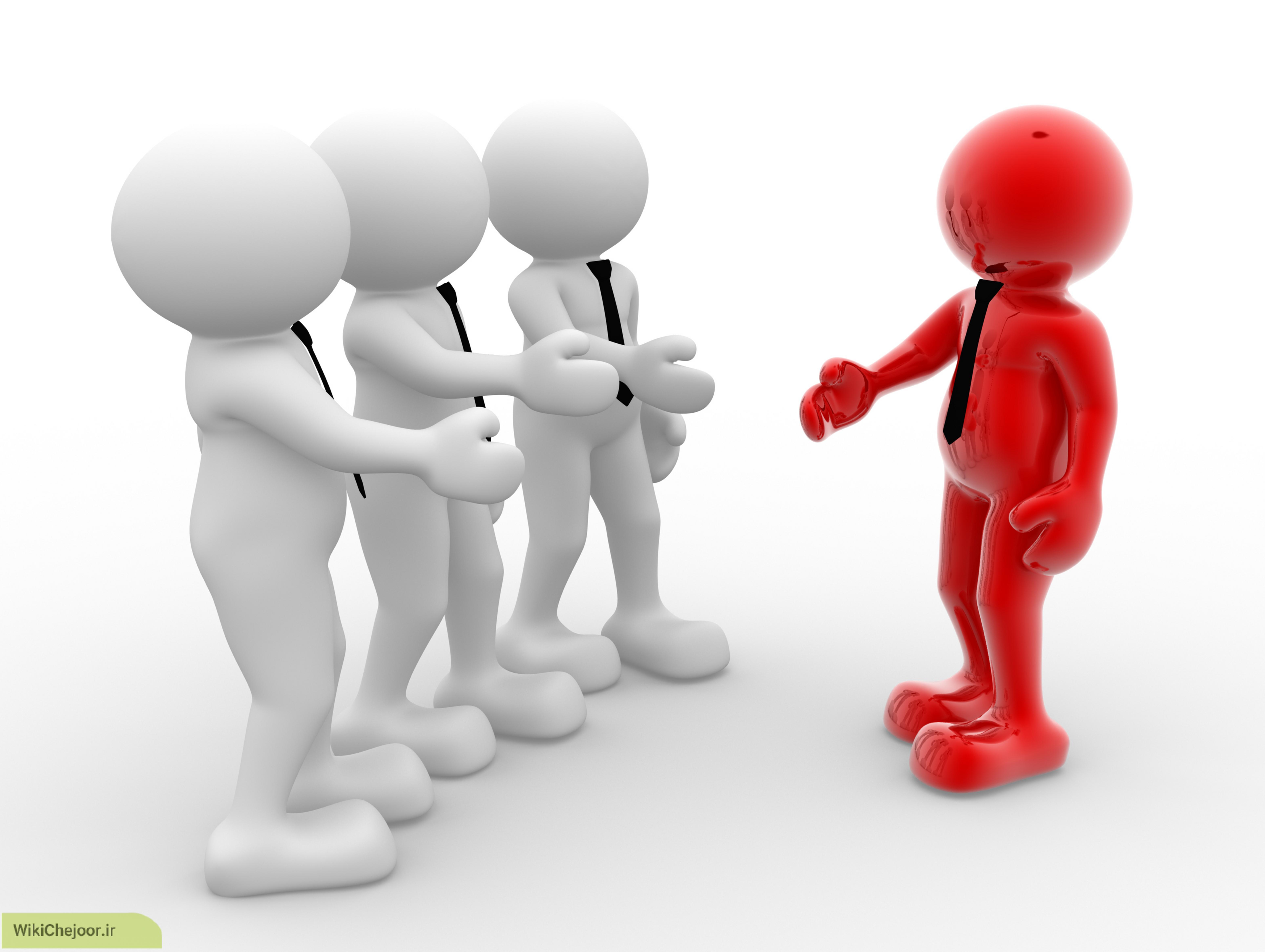 چگونه بفهمیم مشتریان ما چه کسانی هستند؟