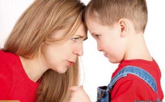 چگونه با کودکان لجباز برخوردکنیم؟