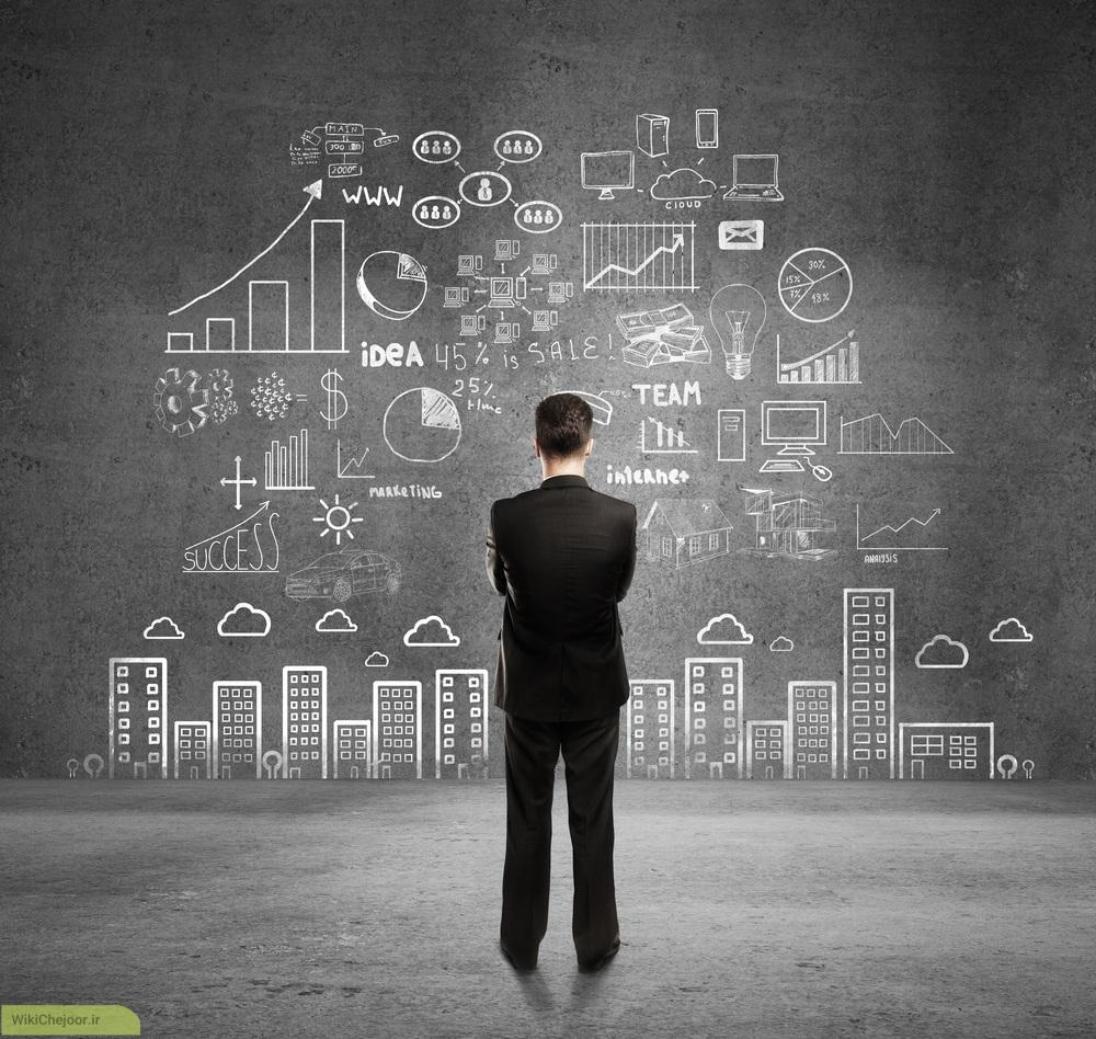 چگونه به رابطه ی مدیریت الکترونیک و رهبری پی ببریم؟