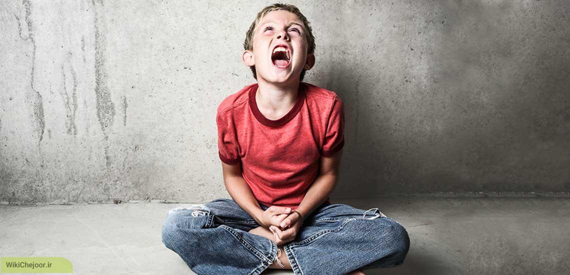 چگونه کودکان پرخاشگر را تربیت کنیم؟