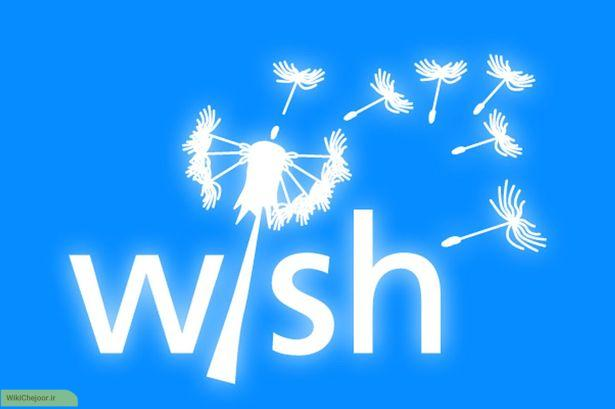 کاربرد wish