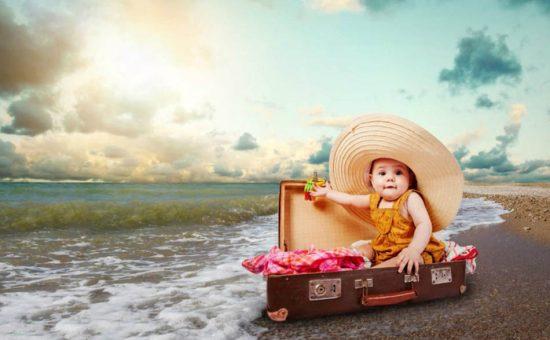 چگونه با کودک خود سفر خوشی داشته باشیم؟