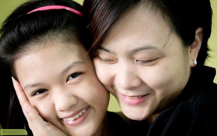 چگونه می توانیم والدین موثری برای دخترمان باشیم؟