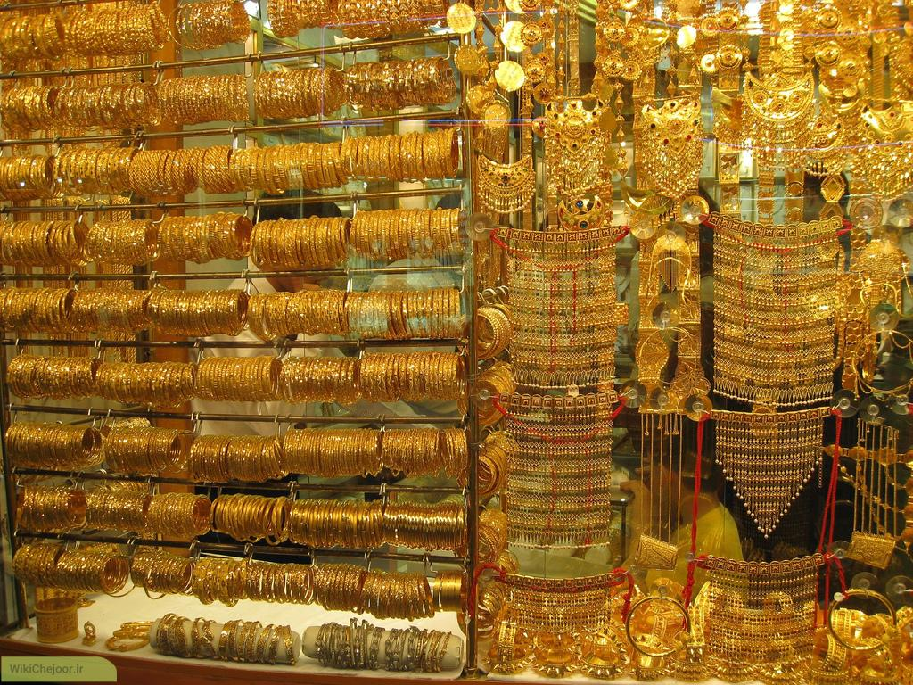 کارفرمای ساخت طلا