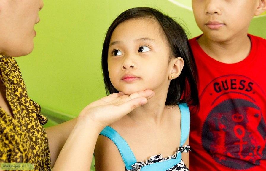 مراحل صحیح سخن گفتن با کودکان