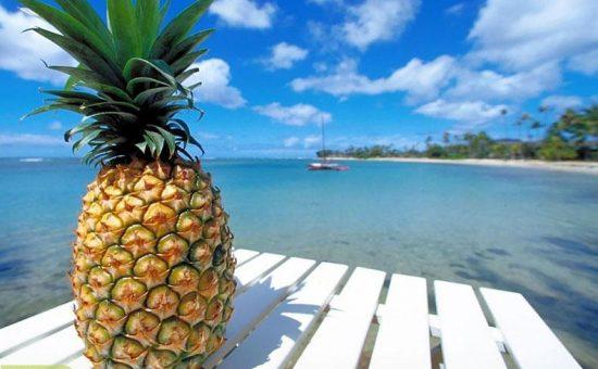 چگونه آناناس باعث جوانی ،تندرستی و زیبایی می شود؟