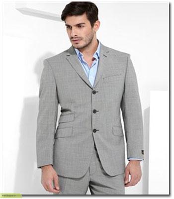 انتخاب کت و شلوار برای آقایان