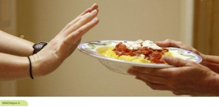 کم و زیاد کردن متناوب وزن :