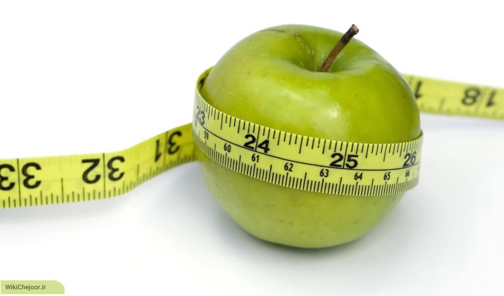 چگونه وزن کم کنیم که به پوست آسیب نرساند؟