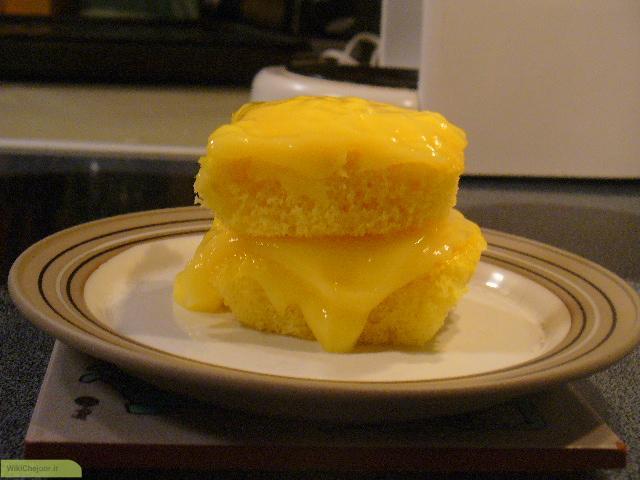 چگونه کیک پودینگ درست کنیم؟