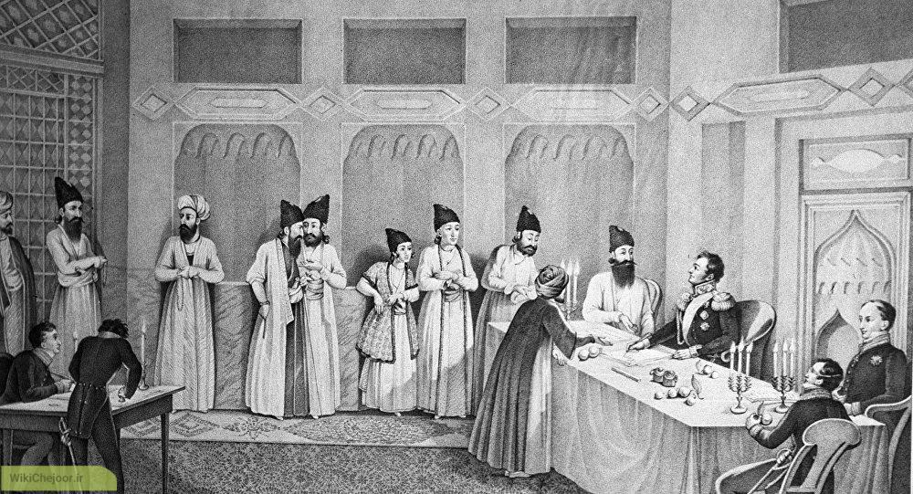 چگونه اوضاع اجتماعی ایران در عصر قاجار دچار تغییر شد؟