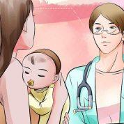 چگونه ناراحتی های معده ی نوزادان را برطرف کنیم؟