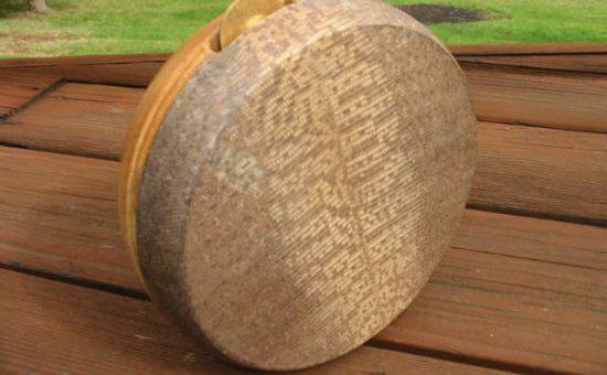 چگونه ساز کوبه ای kanjira ساخته و نواخته می شود؟