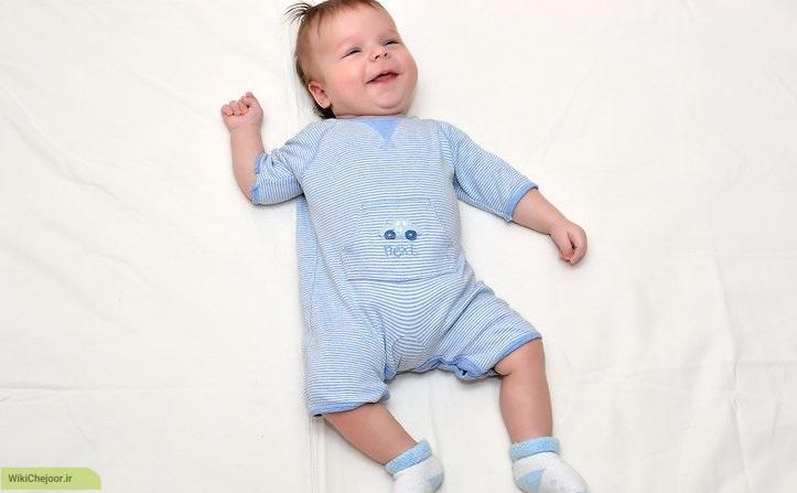 چگونه خوابی راحت با نوزادمان داشته باشیم؟