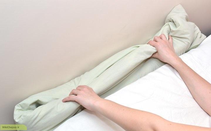 راهکارهای صحیح خوابیدن با نوزاد