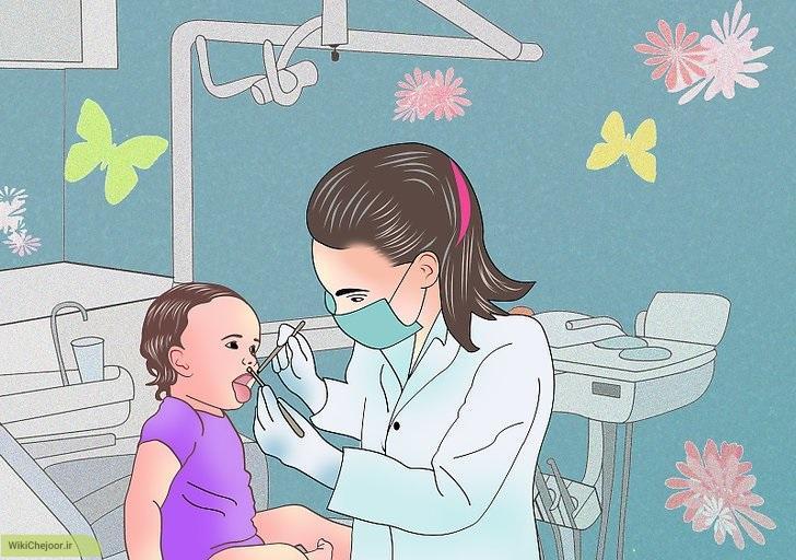 چگونه درد ناشی از دندان در آوردن کودک را تسکین دهیم؟