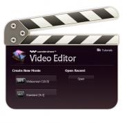 چگونه با نرم افزار wondershare video Editor کار کنیم؟(ویرایش عکس)