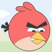 چگونه پرندگان خشمگین نقاشی کنیم؟