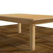 چگونه یک میز چوبی زیبا و محکم بسازیم؟