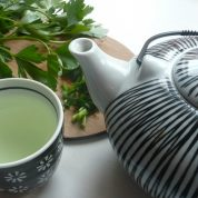 چگونه چای جعفری درست کنیم؟