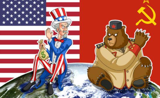 چگونه جنگ سرد به وقوع پیوست؟
