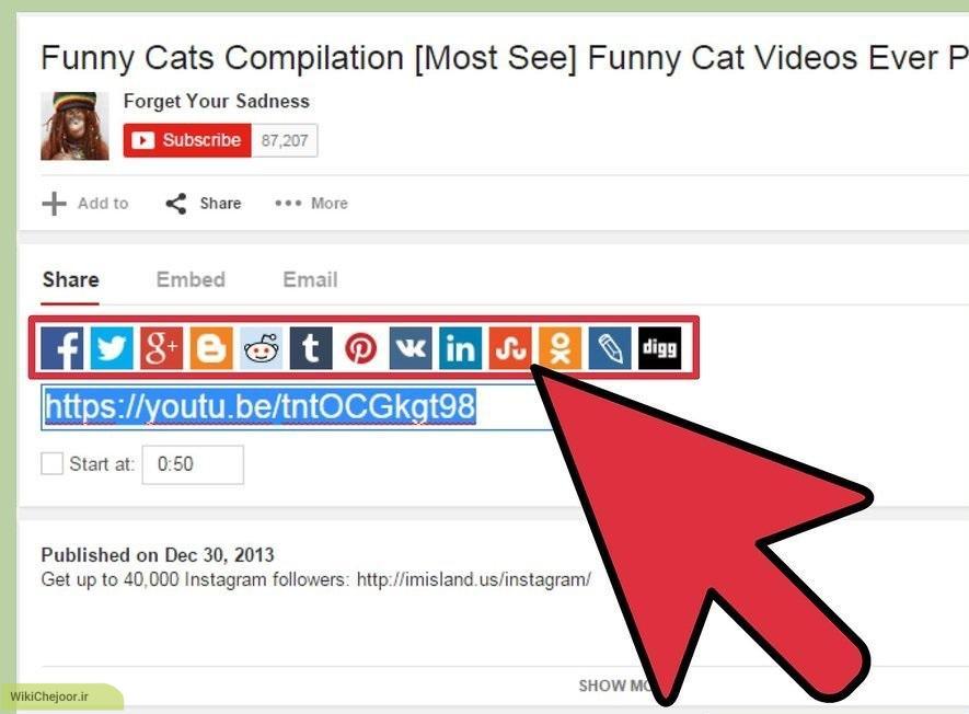 قدمهای کسب درآمد از You Tube