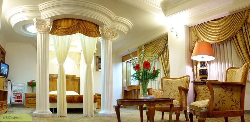 انتخاب كردن هتل خوب براي اقامت