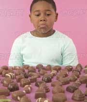 بررسی چاقی در کودکان: