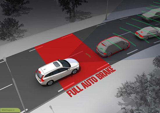 بررسی برترین سیستمهای ایمنی در خودروها:
