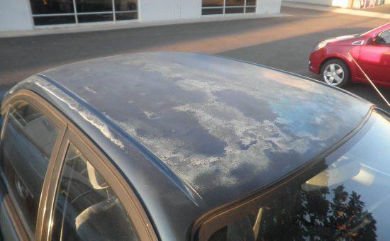چگونه نور آفتاب به خودرو اسیب میرساند؟