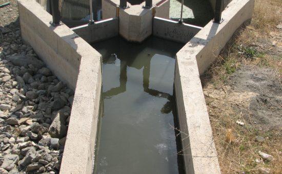 چگونه آب رسانی به مزارع صورت می گیرد؟
