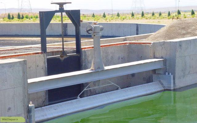 انتقال و توزيع آب