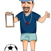 چگونه می توانیم مربی فوتبال بشویم؟