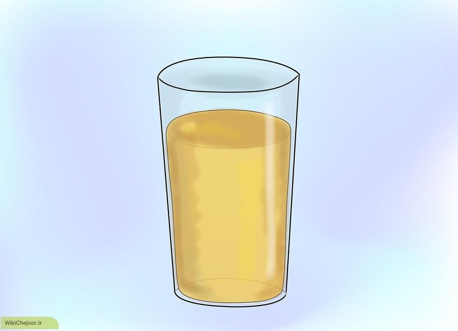 طرز تهیه آب میوه ی انبه به صورت دستی