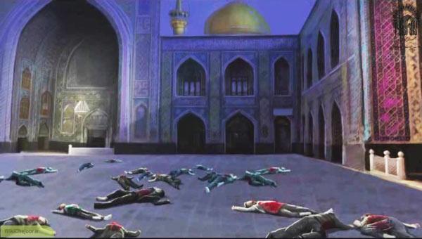 چگونه قیام مسجد گوهرشاد سرکوب شد؟