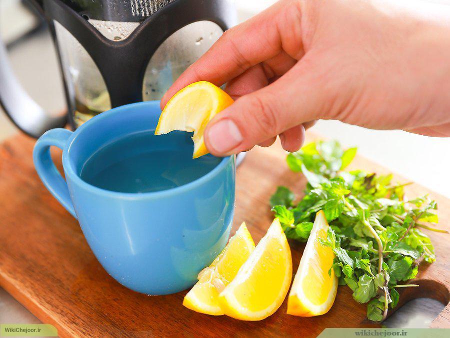 چگونه چای نعنا درست کنیم؟