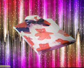 چگونه کاغذ کادو را بصورت پیراهن یقه انگلیسی بسته بندی کنیم؟