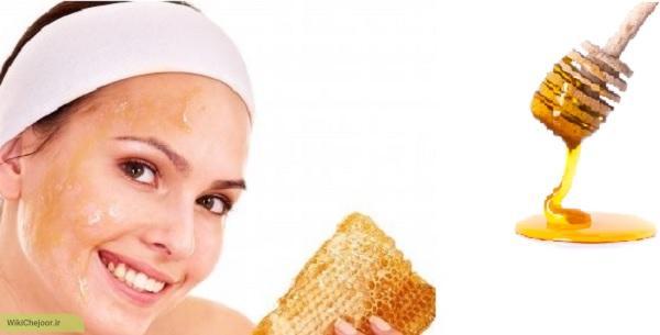 چگونه ماسک صورت عسل درست کنیم؟