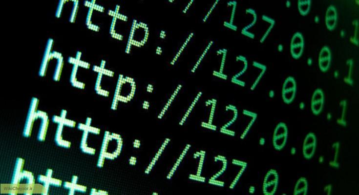 چگونه آدرس ip یک سایت را پیدا کنیم؟