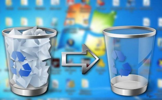چگونه کامپیوتر سطل آشغال ویندوز را به صورت خودکار خالی کند؟