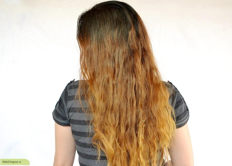 چگونه از ماسک لیمو ترش برای روشن شدن رنگ موها استفاده کنیم؟