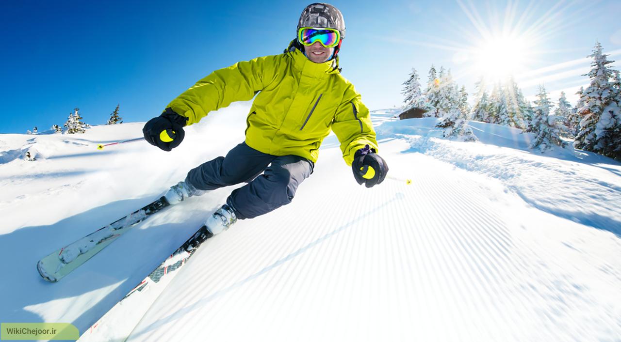 چگونه اسکی کنیم؟