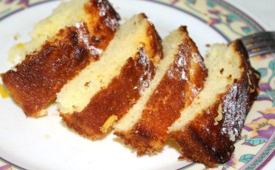 چگونه کیک با طعم لیمو ترش درست کنیم؟