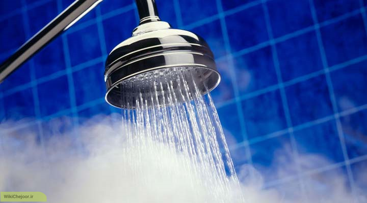 حمام یا دوش آب گرم درست پیشازخواب