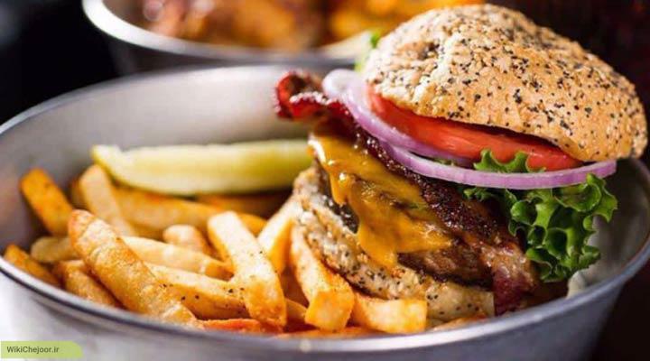 مصرف خوراکیهای شیرین یا نشاستهدار پیشازخواب